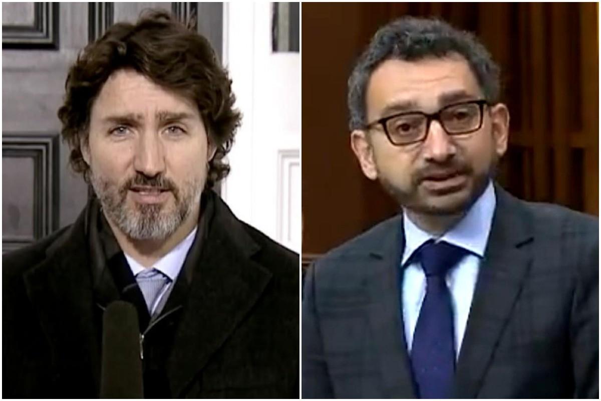 Trudeau urges Alghabra to make flight refunds a priority