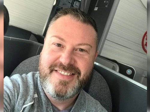 Aaron Crawford joins TravelOnly in sales at GLOW Travel & Events