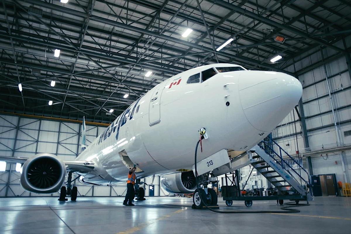 WestJet's first MAX flight today; Ottawa extends travel restrictions; zero COVID cases in WestJet-YVR study