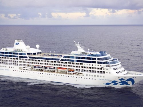 Princess Cruises sells Pacific Princess to undisclosed buyer