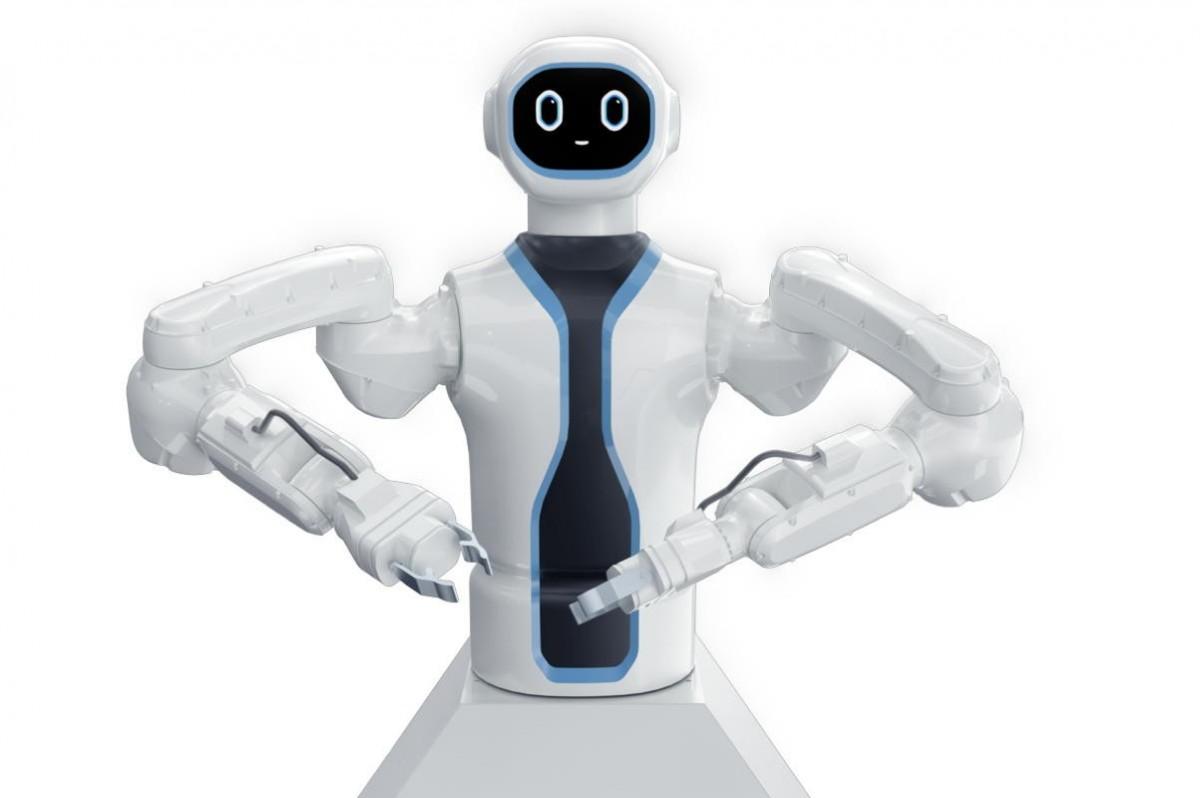 Meet Rob, MSC Cruises' humanoid, robotic bartender at sea
