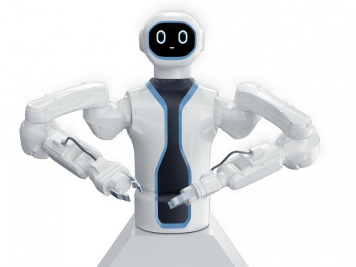 Meet Rob, MSC Cruises' humanoid, robotic bartender at sea