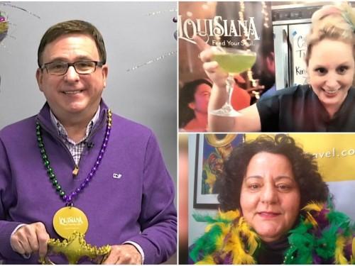 Louisiana keeps the spirit alive at virtual Mardi Gras Mambo