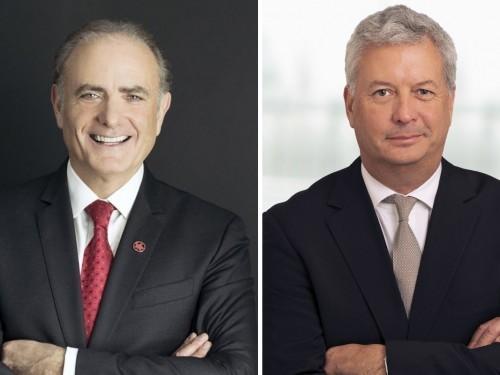 Calin Rovinescu has retired, Mike Rousseau succeeds him as head of Air Canada