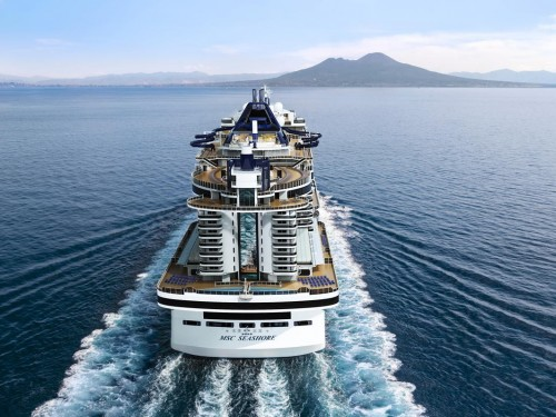 PHOTOS: MSC shares MSC Seashore designs ahead of August launch