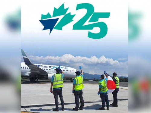 VIDEO: WestJet celebrates 25 years of connecting Canadians