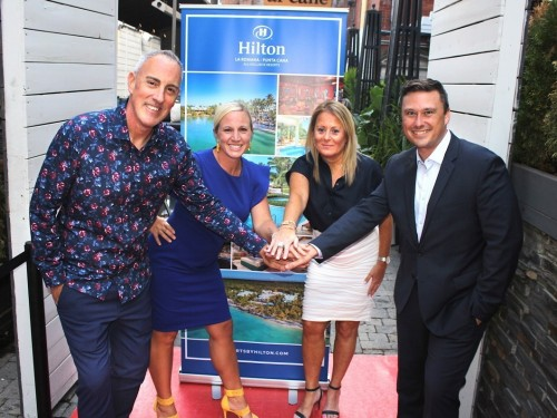 Christian Roussin is back at Playa Resorts