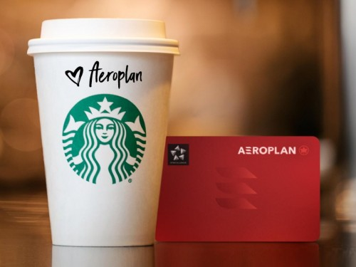 Pour on the points: Aeroplan partners with Starbucks