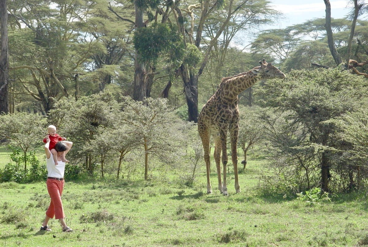 Exodus Travels joins forces with The African Wildlife Foundation