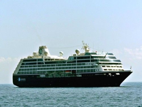 Royal Caribbean completes $201M sale of Azamara brand