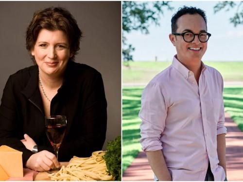 Chef Lynn Crawford, designer Tommy Smythe hosting 2022 Rhône sailing with Scenic