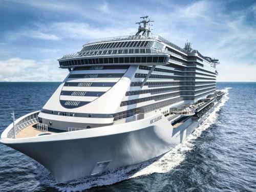 Sunwing unveils cruise packages on board MSC Seashore starting Jan. 2022