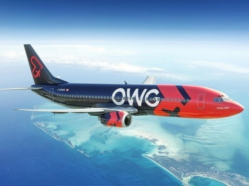 Off we go: CTA gives OWG green light to operate Canada-U.S. flights