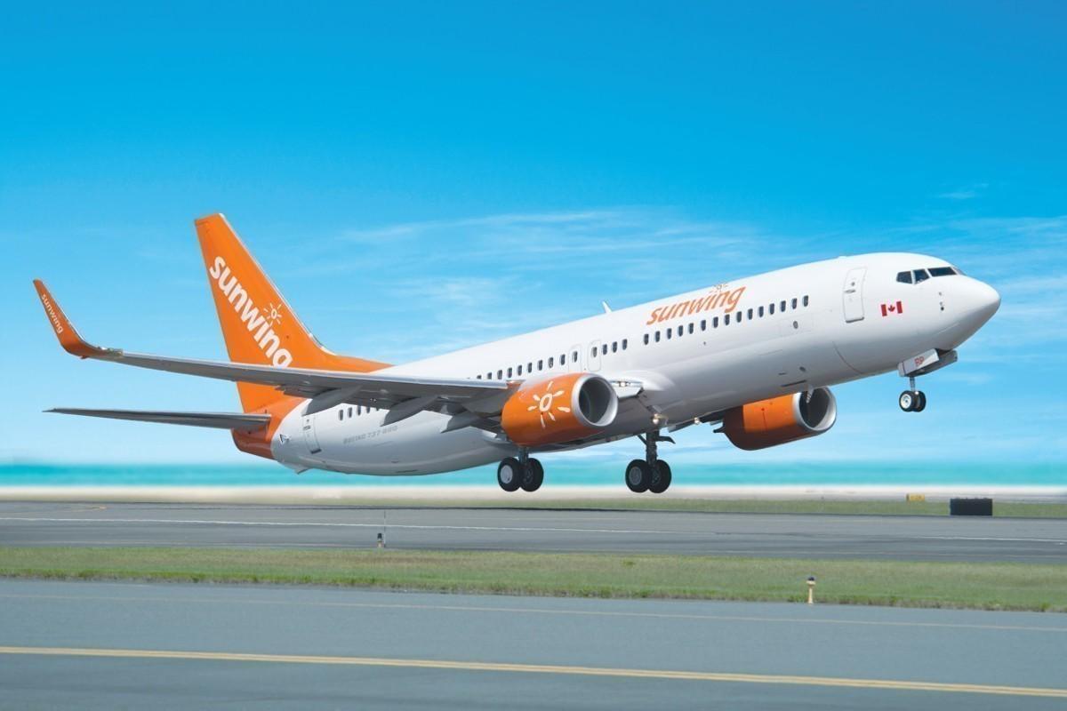 Sunwing cancels all flights to sun destinations, BC, NL through June 23