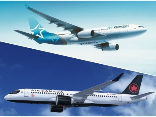 Deal's off: Air Canada & Transat terminate arrangement agreement