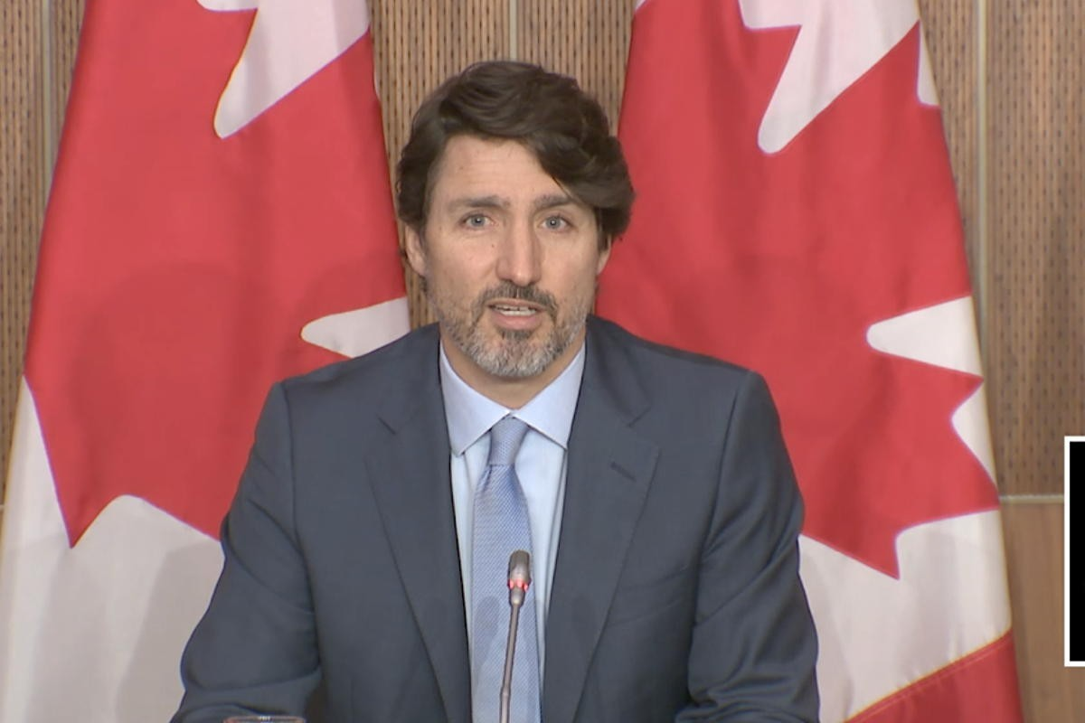 """We are not yet there"": Trudeau on easing restrictions for vaccinated travellers"