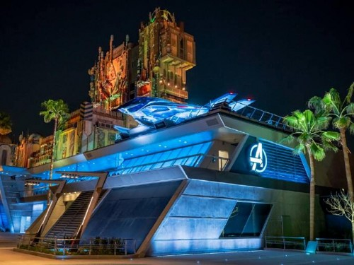 PHOTOS: Avengers Campus at Disneyland Resort set to open June 4