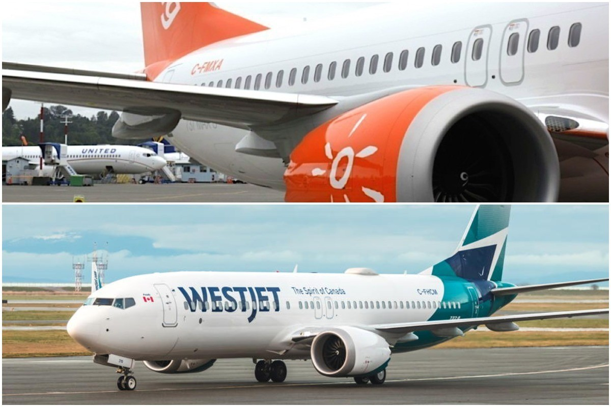WestJet, Sunwing impacted by 737 Max warning issued by Boeing