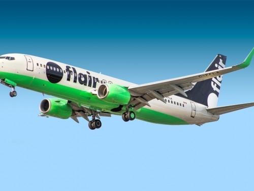Flair adds non-stop service between Ottawa-Kelowna