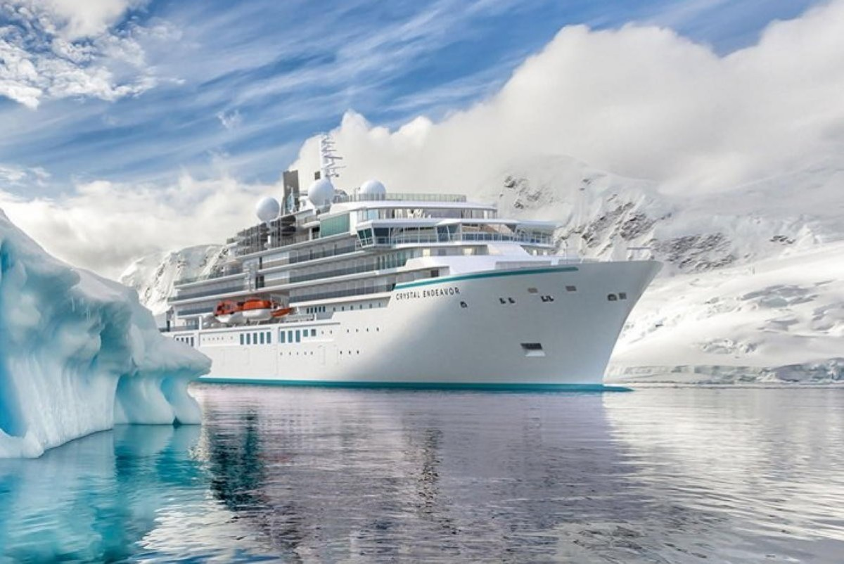 Crystal Endeavor's Iceland expeditions open to high demand