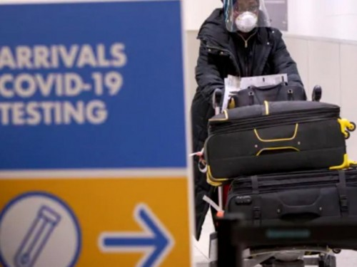 """Three in five Canadians see hotel quarantine as """"necessary"""" measure: study"""