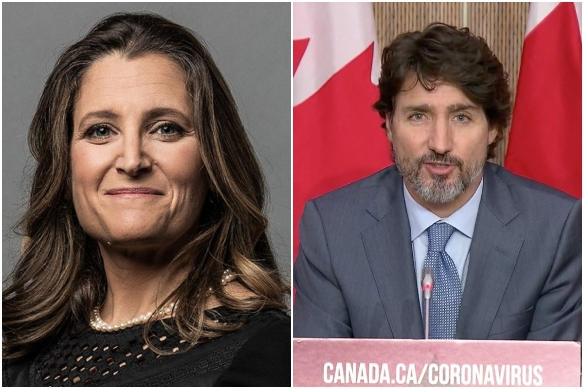 Federal Budget 2021: Freeland to reveal extensions to wage/rent subsidies, support for tourism