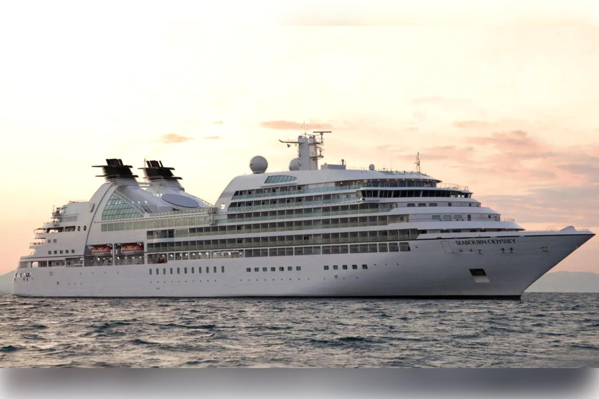 Seabourn Odyssey to sail out of Bridgetown, Barbados starting in July