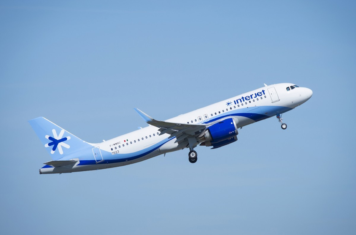 Mexico's Interjet files for bankruptcy protection