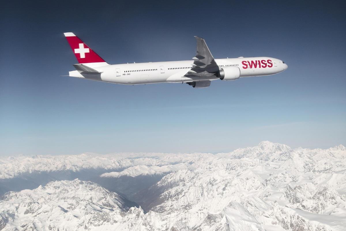 SWISS trials the IATA Travel Pass