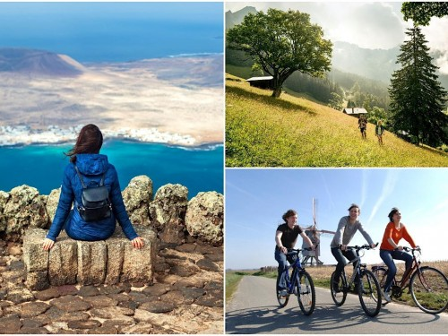 """Do your clients thrive on """"slow adventure?"""" Connecting to nature starts in Europe"""