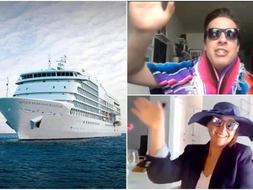 VIDEO: PAX unpacks all-inclusive luxury at sea with Regent Seven Seas' Amélie Dubois