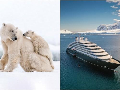 Scenic unveils 2022/2023 Scenic Eclipse Arctic collection