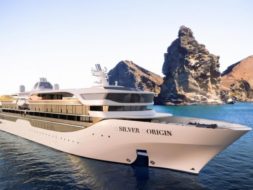 Silversea is returning to the Galápagos Islands on June 19