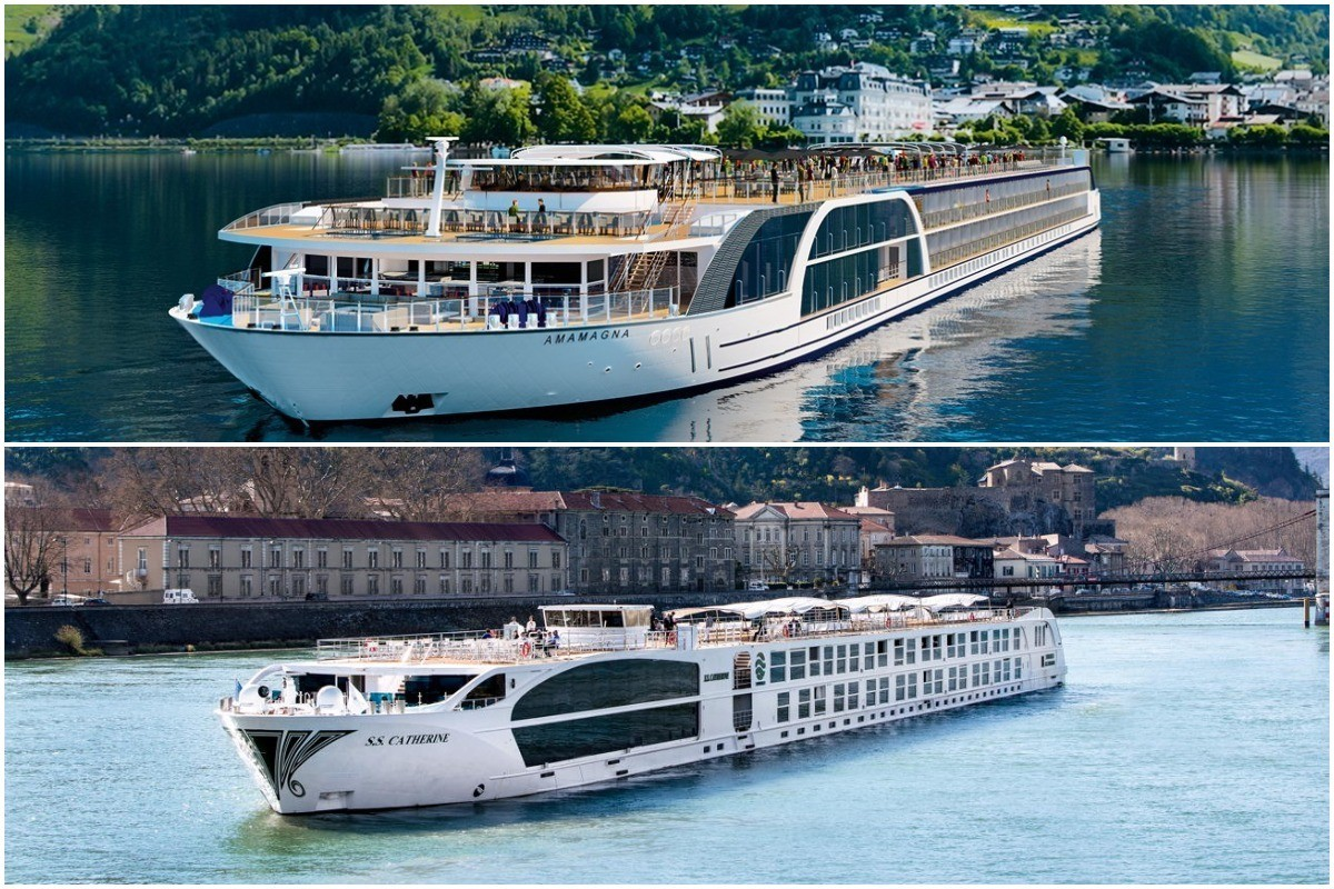 AmaWaterways, Uniworld announce return to Europe's rivers this summer