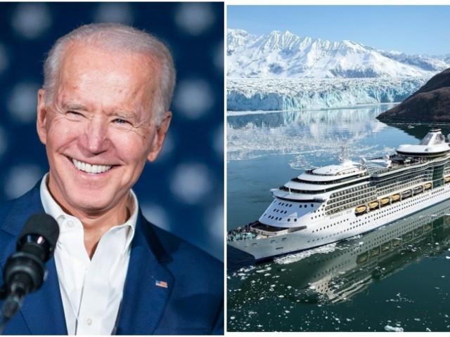 Biden signs bill allowing Alaska-bound cruise ships to bypass B.C. ports