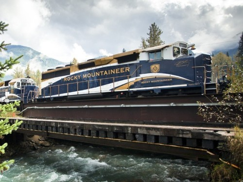 Aeroplan partners with Rocky Mountaineer on luxury rail vacations