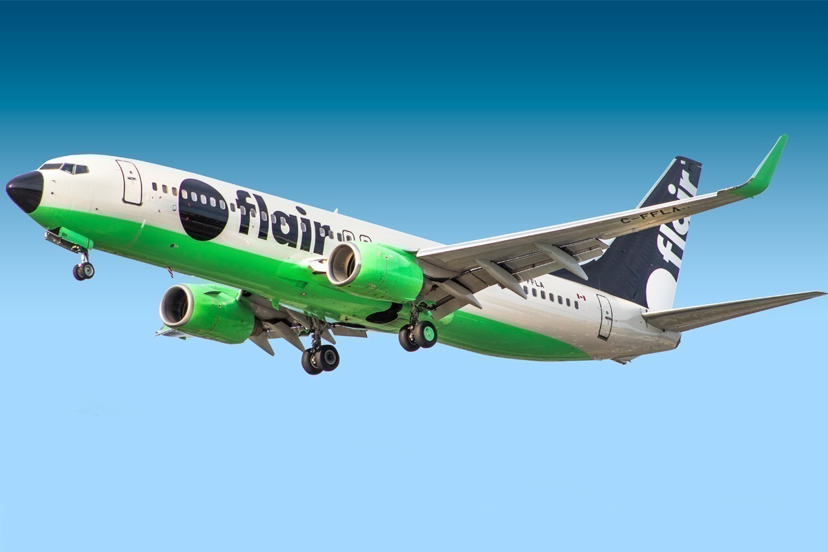 Flair launches Toronto-Thunder Bay service