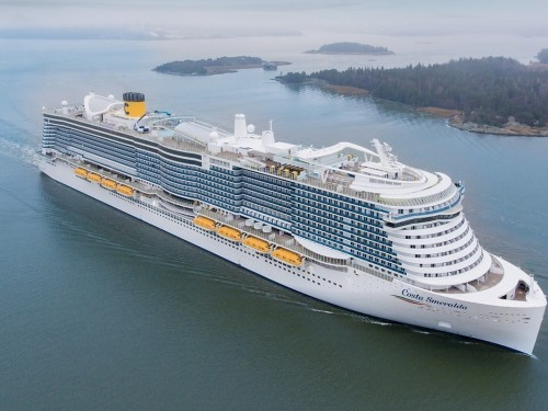 Costa Cruises announces new destinations for 2021/2022 season