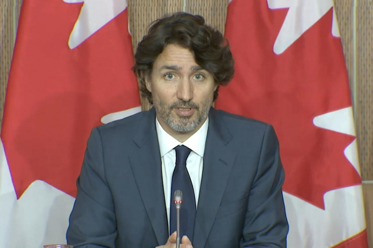 Easing border measures will focus on fully vaccinated Canadians, says Trudeau