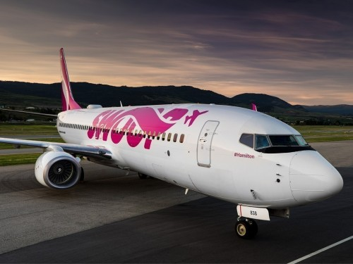 Swoop flying non-stop to Orlando, San Diego & St. Pete-Clearwater this fall