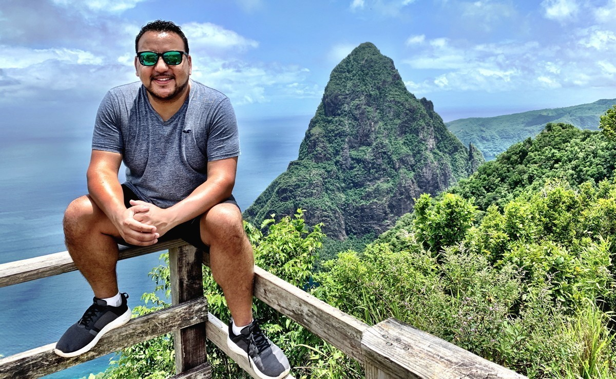 """""""It's been a great experience"""": Rod Hanna departs Saint Lucia Tourism Authority"""