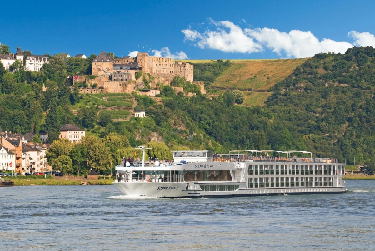 Scenic Group to resume European river sailings this July, August