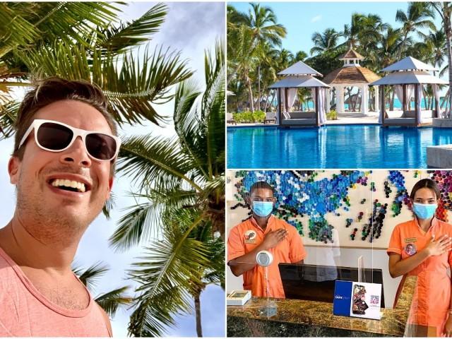 VIDEO: PAX on location at Hyatt Ziva/Zilara Cap Cana in Dominican Republic
