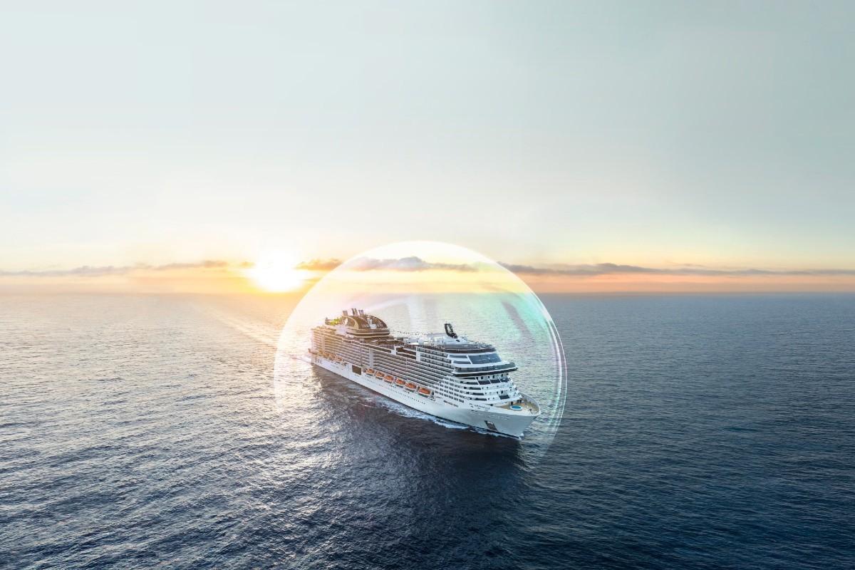 VIDEOTORIAL: MSC Cruises Safe Bubble