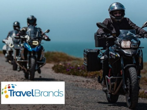 Exotik Tours offers self-guided motorcycle tours with Hertz Ride