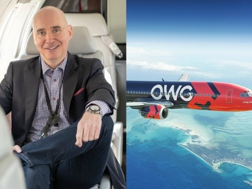 """OWG aiming to """"reinvent the travel experience"""" with new flights to Mexico, DR & Jamaica"""