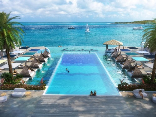 PHOTOS: Sandals Royal Curaçao now open for bookings