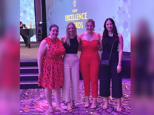 FCM Meetings & Events wins Pivotal Partner award at Cvent Excellence Awards