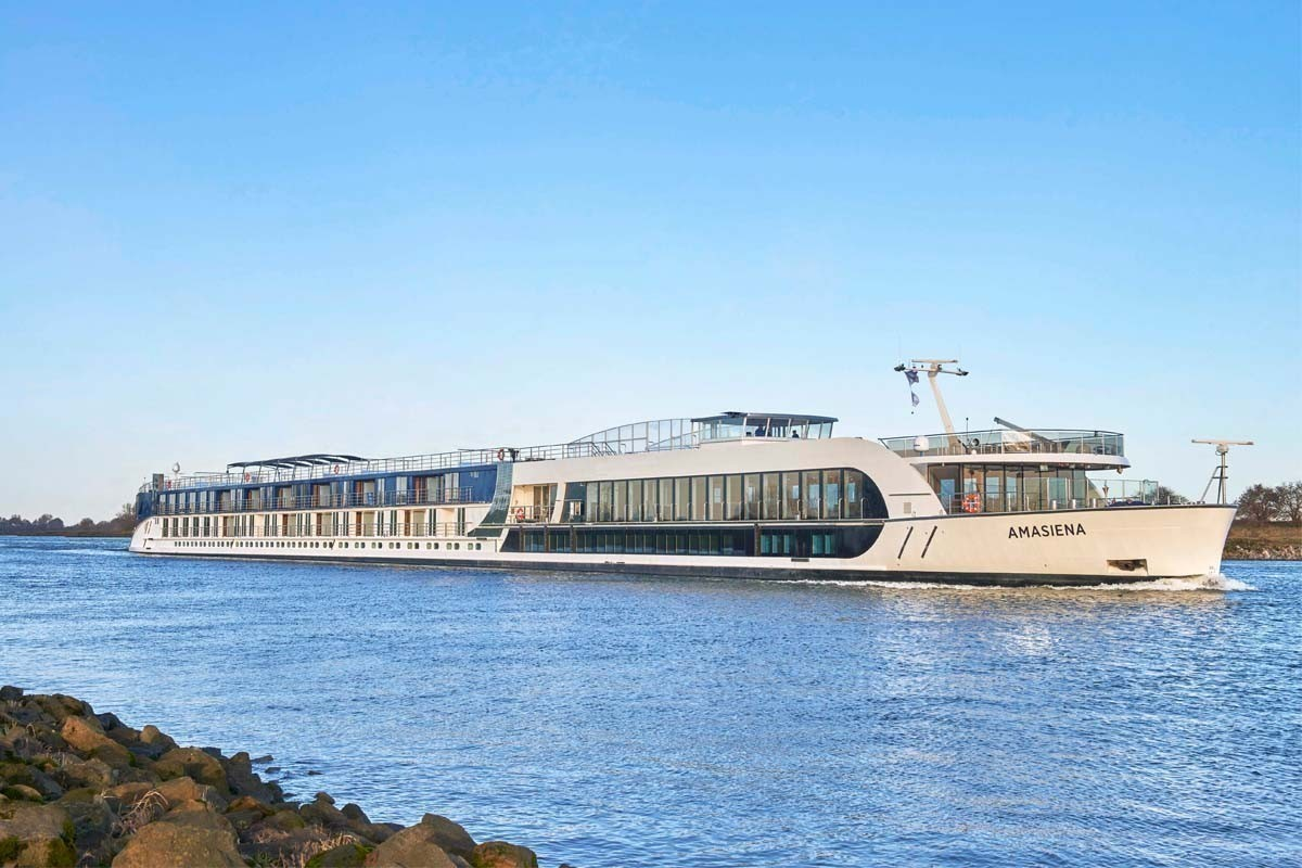 AmaWaterways to require COVID-19 vaccination for all onboard guests