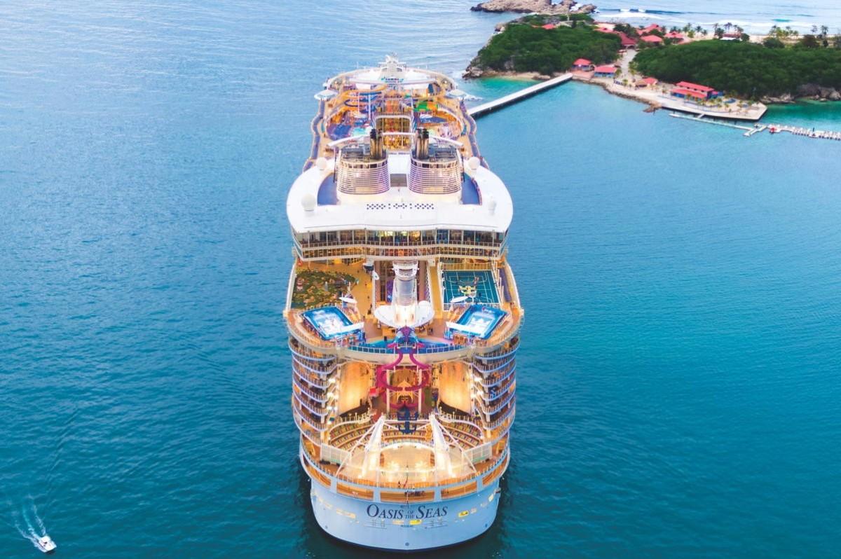 Royal Caribbean's full fleet returning by spring 2022
